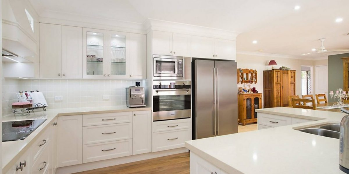 Custom kitchens and cabinets Wavell Heights