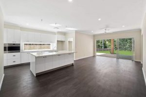 Custom kitchens and cabinets