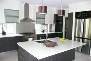 Custom kitchens and cabinets Woolloongabba